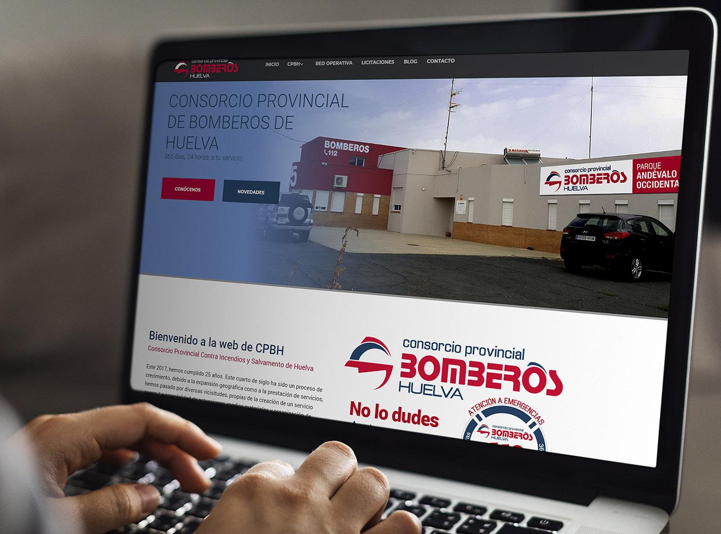 Consorcio Provincial de Bomberos de Huelva